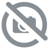 PAIR GLOVES  URGENT 1003 RED BLACK